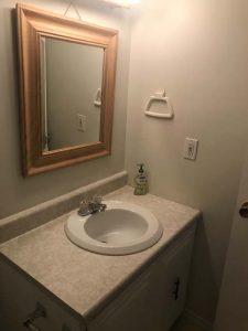 Saginaw Townhome - Cabaret Trail Unit 1 - Bathroom Sink