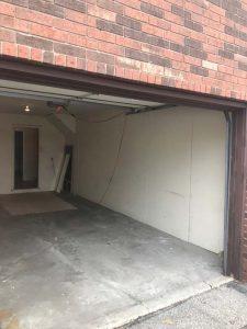 Saginaw Townhome - Cabaret Trail Unit 1 - Garage Interior